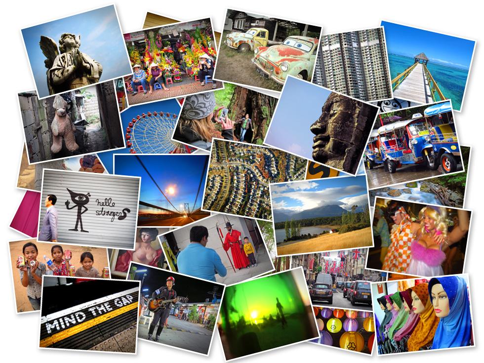 366 pictures : Bonus material
