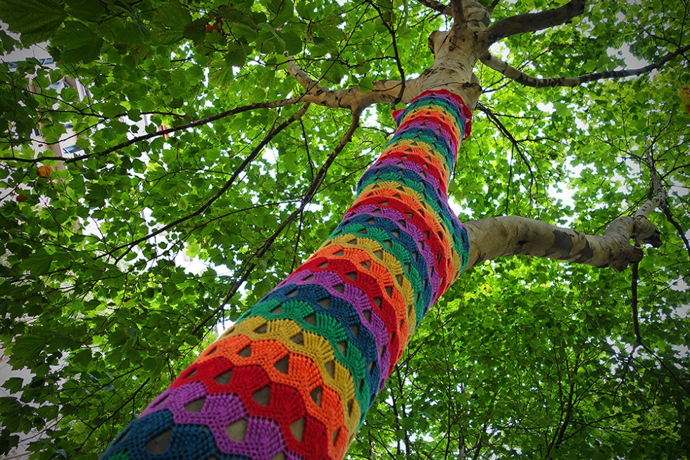 Amazing Yarn Tree