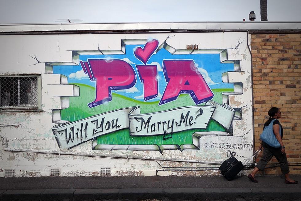 Pia Marry Me
