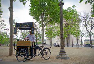 Crepes & the Champs-Élysées