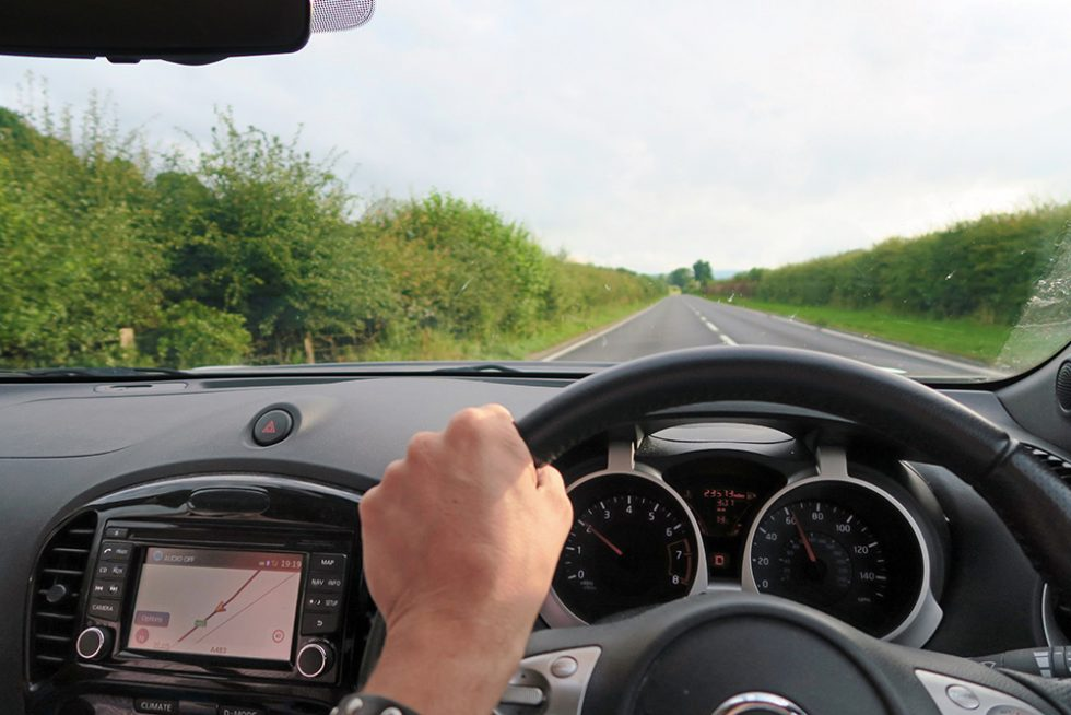 Driving in Wales