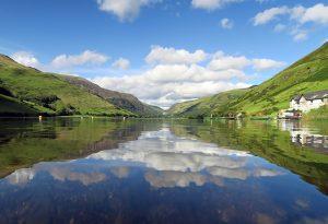 Llyn Mwyngil, Tywyn, Wales