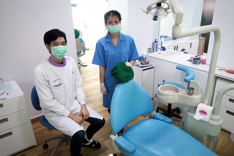 Thai dentist