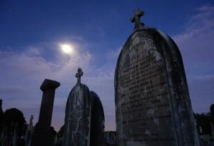 Melbourne cemetery tomb stones