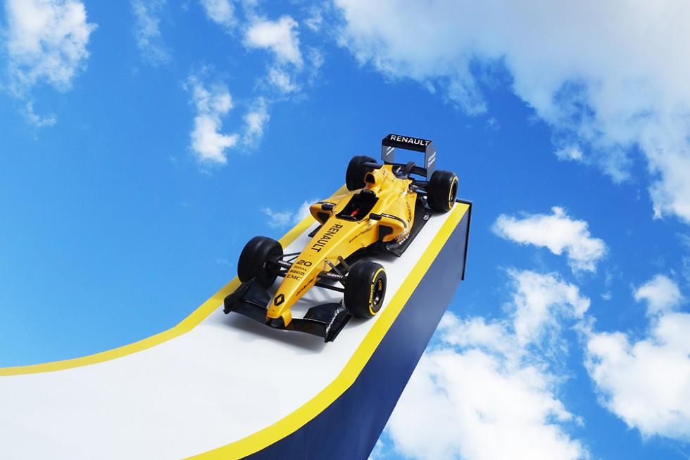 Renault Formula One 2016
