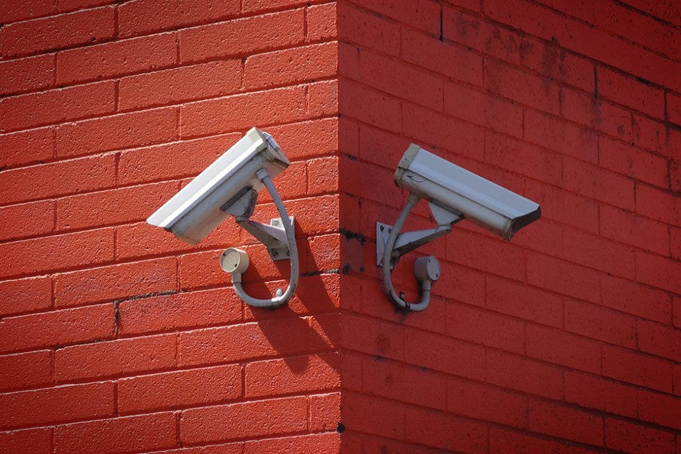 They are watching us