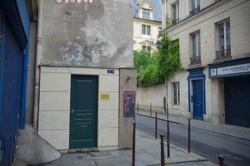 1 (Bis) Rue de Chapon, Paris