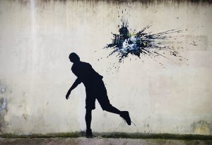 Peace : Vandal-ism