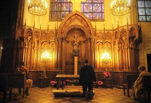 Chapel of Notre Dame de Pilar