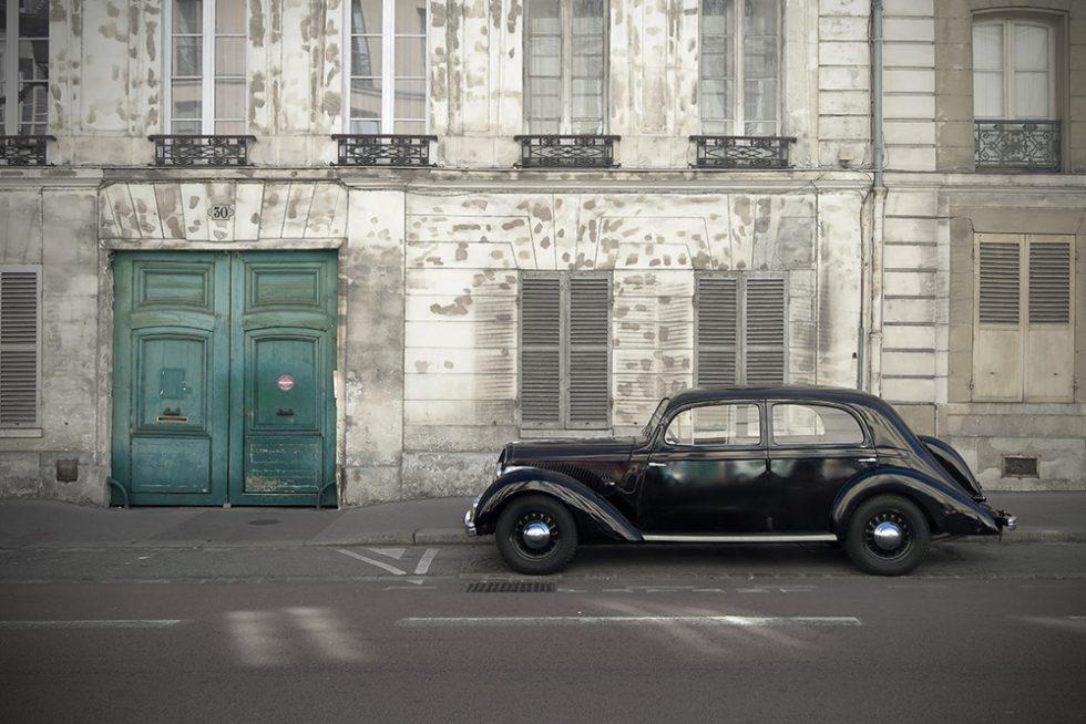 Versailles car