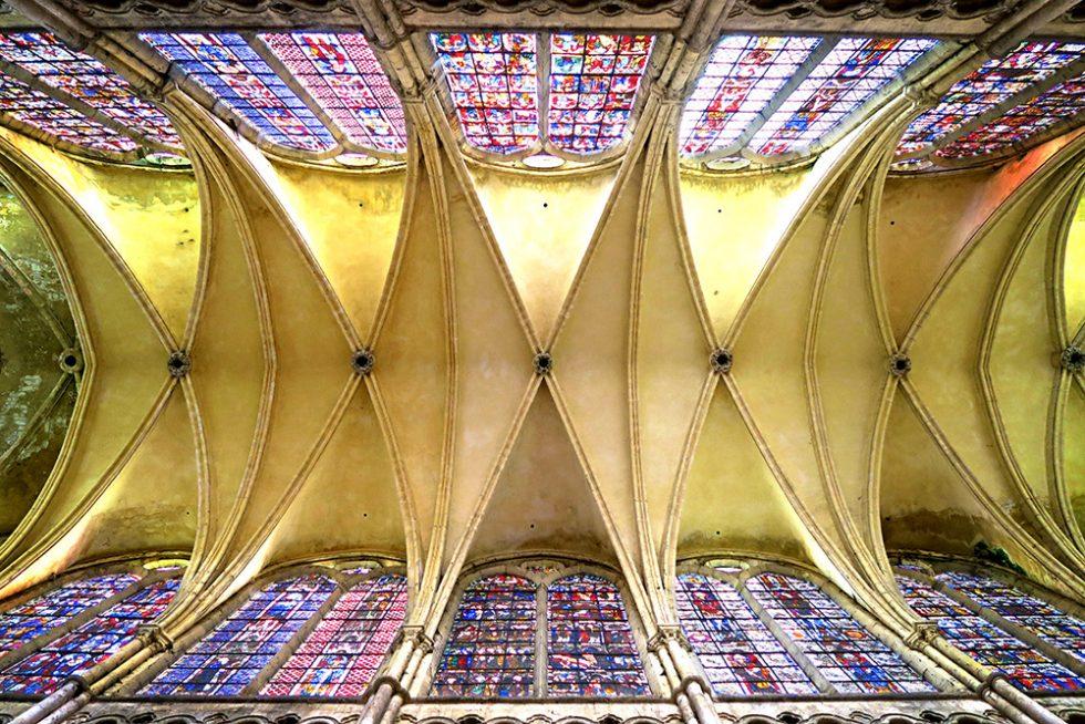 Saint Pierre Church, Chartres.