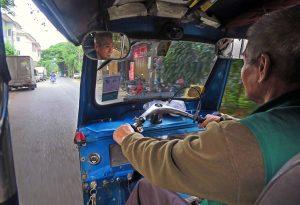 Thailand TukTuk Driver